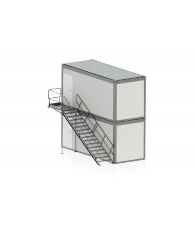 Schody kontenerowe S 2.4