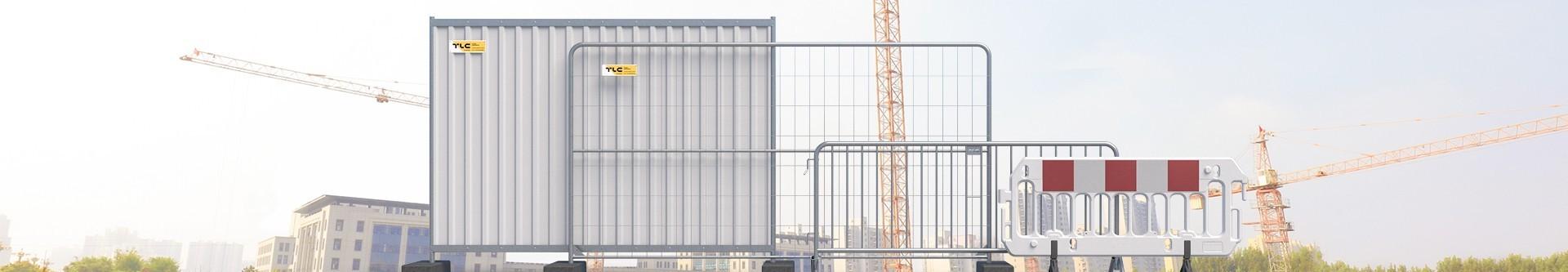 Ogrodzenia budowlane ażurowe MOBILT - cena | Sklep internetowy TLC Rental